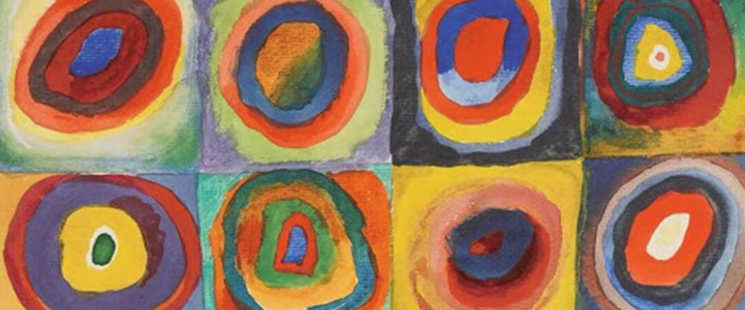 Colori e brand_ Kandinsky