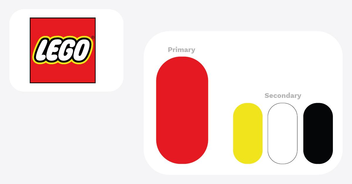Colori e Brand_lego